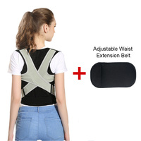 With waist belt