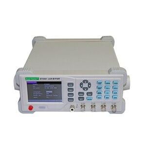 ET4401/ET4402/ET4410 электрический мост сопротивление Сопротивление Емкость индуктивность измерительный прибор Настольный Цифровой LCR метр