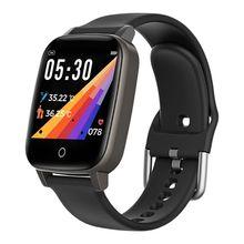 Fitness Tracker Body Thermometer Temperature Recorder Bracelet Smart Watch Smart Bracelet for Men Women