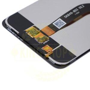 Image 4 - Voor Samsung Galaxy A20s Lcd Digitizer Scherm Touch Screen Voor Samsung A207F/Ds A207FN A207U A207W A207G/Ds lcd Met Frame