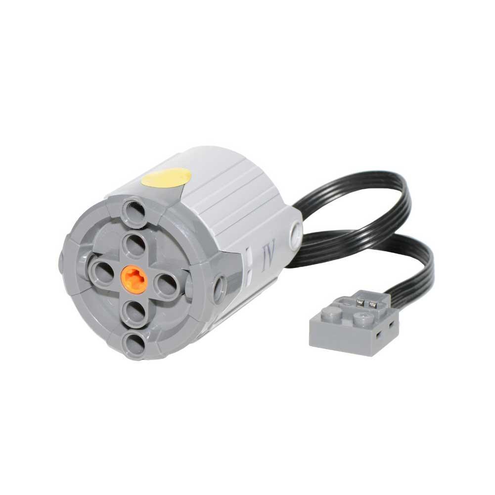 Technic Parts Compatible For LegooINGlys Motor Multi Power Functions Tool Servo Blocks Train Engine Xl Motor PF Model Sets 88002