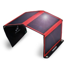 Foldable Sun Power Solar Panel Charger Waterproof Portable Solar Charger For Mobile Phone
