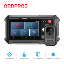 Obdprog 501キープログラマイモビライザーeeprom車のキーピンコードリーダー診断ツールキープログラマー車の診断ツール