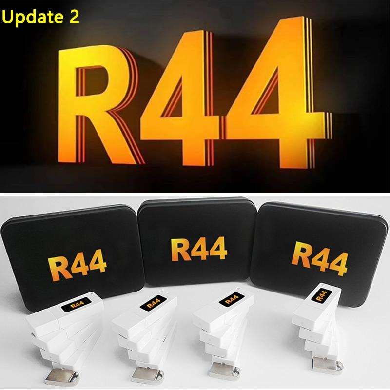Wysiwyg r44 iluminação dongle 3d executar chave dmx512 controlador interface console efeito de palco