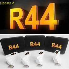 Wysiwyg-llave electrónica R44 para iluminación, llave de rendimiento 3D, controlador Dmx512, consola de interfaz, efecto de escenario