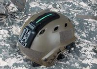 New tactical helmet helmet LED lamp light for fast helmet / base jump helmet for hunting for motocycle GZ150063