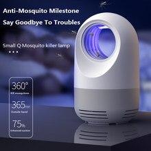Moustique tueur lampe USB alimenté pas de bruit pas de rayonnement photocatalyse insecte tueur mouches piège lampe Anti moustique lampe ménage