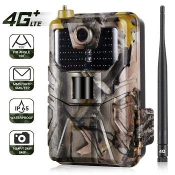 HC-900LTE Hunting Camera Photo Trap 16MP 4G Wildlife Night Vision Trail Thermal Imager Video Cameras for Hunting Scouting Game недорого