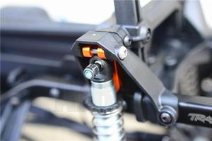 Image 5 - TRAXXAS TRX 4 Defender aluminum alloy front and rear adjustable hydraulic bracket TRX4 suspension bracket 1/10 RC climbing car