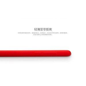 Image 3 - Original Xiaomi Mi MIX 2S Silicone Case New Mi MIX 2S Silicone + PC + Microfiber MIX 2S Cover Genuine Xiaomi Brand MIX2S Capa