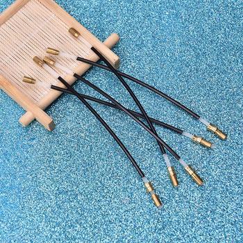 5 sztuk zestaw profesjonalne skrzypce Tailgut Tailcord Gut Cord skrzypce Nylon koniec liny ogon dla 4 4 3 4 skrzypce skrzypce akcesoria tanie i dobre opinie CN (pochodzenie) violin end ropes