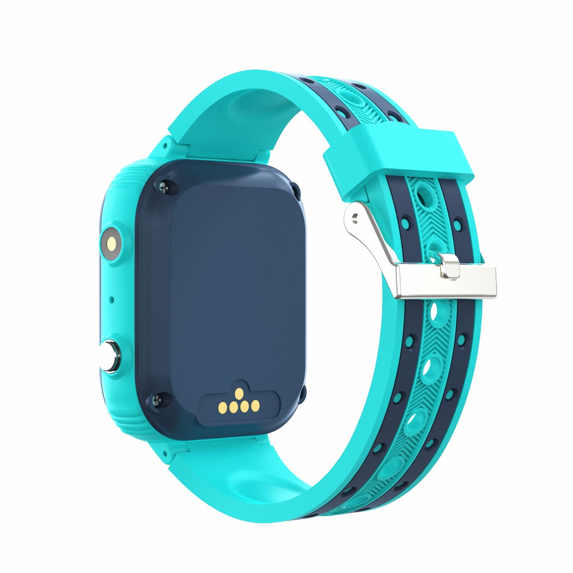 H184c72772220450a8c4267f7d4c13b24g LT21 4G Smart Watch Kids GPS WIFI Video Call SOS IP67 Waterproof Child Smartwatch Camera Monitor Tracker Location Phone Watch