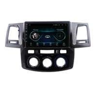 4G LTE Android 8.1 Per Toyotal Fortuner/HILUX Revo/Vigo/2004-2013 2014 Multimedia Stereo Auto lettore DVD di Navigazione GPS Radio