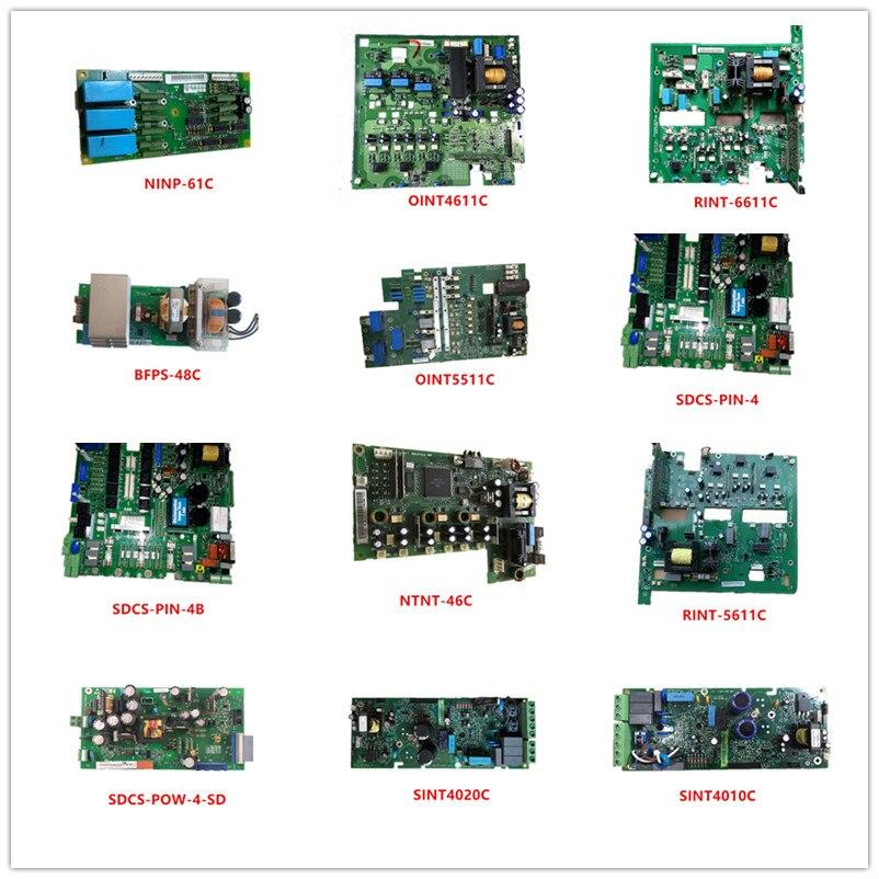 NINP-61C|OINT4611C|RINT-6611C|BFPS-48C|OINT5511C|SDCS-PIN-4/4B|NTNT-46C|RINT-5611C|SDCS-POW-4-SD|SINT4020C|SINT4010C Used