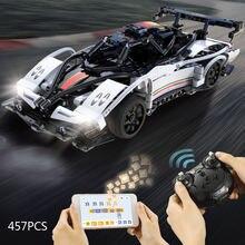 Technic 24 ghz Радиоуправляемый автомобиль строительный блок