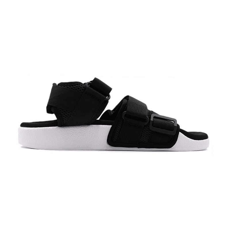 Original Adidas ADILETTE sandalia 2,0 W de mujer al aire libre sandalias,  Flip-flops hombres tendencia zapatillas chanclas AC8583