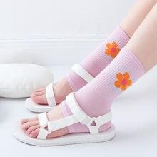 Короткие носки; Сезон весна лето; Новинка; Хлопковые женские