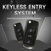 Sistema Keyless da entrada Do Carro 289A \u0028Remoto door lock/unlock\u0029 com o tronco aberto