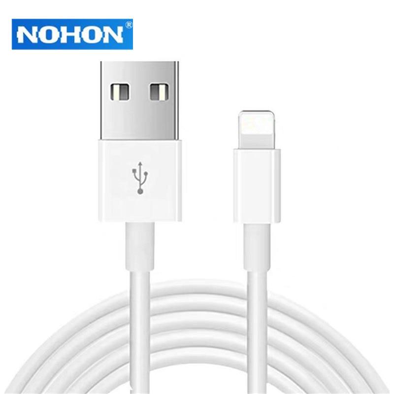 20 см 100 см 2 м 3 м USB зарядный кабель для передачи данных для Apple iPhone 11 PRO X XS MAX XR 5 5S SE 6 6S 7 8 Plus ipad mini air 2 зарядное устройство линии провода