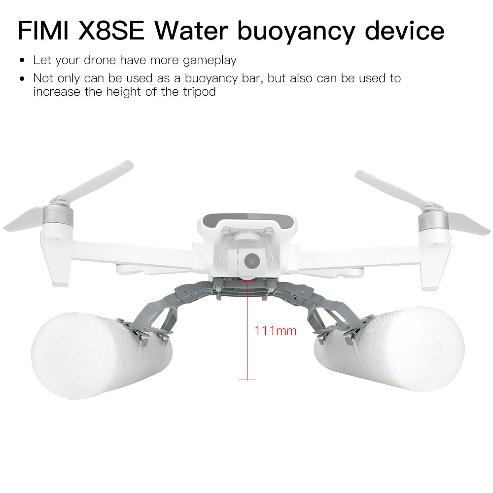 Landing Gear Extension Floating Kit For Xiaomi Fimi X8 Se 2020 Rc Drone Landing Rcdroneaccessoriesrcpartshighquality