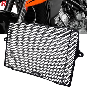 Motorcycle Radiator Grille Guard Cover Moto Water Tank Protector For KTM 1290 Super Duke R 2013 2014 2015 2016 2017 2018 2019(China)