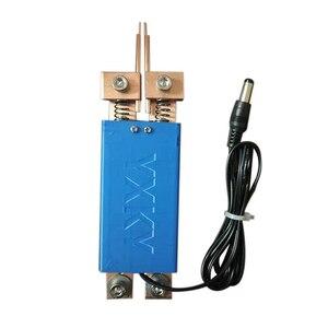 Image 2 - Spot Schweißer Integrierte Automatische Trigger Schweiß Maschine Zubehör für 18650 Batterie Spot schweißen maschine punkt schweißen maschine