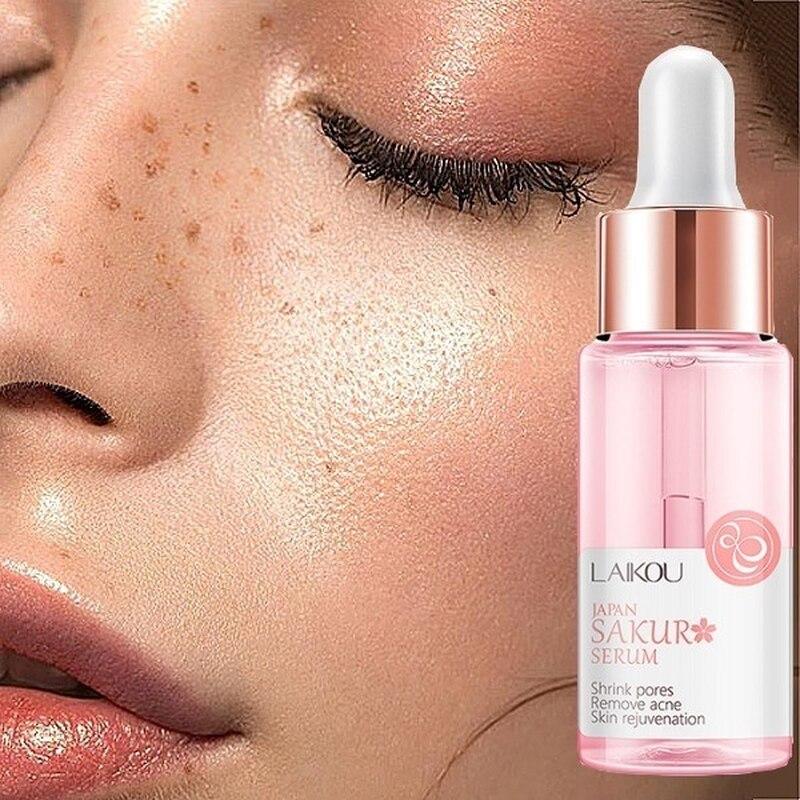 15ML kwas hialuronowy kurczenie się porów esencja dokręcania kontrola oleju fundacja przedłużyć pory niewidoczne baza do makijażu 2