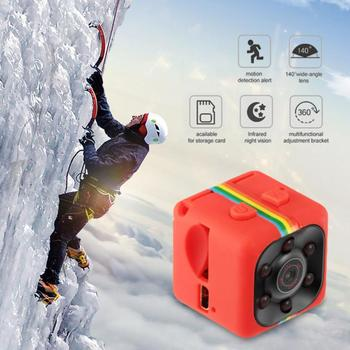 FULL HD 1080P Mini Camera WIFI Camera SQ11 Car DV DVR Easy To Install Home Cams In Stock Dropshipping camera image