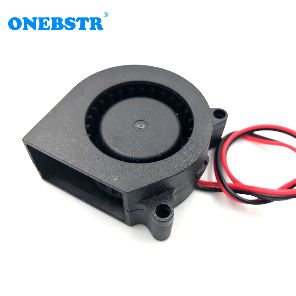 4020 Cooling Turbo Fan 5V 12V 24V 40x40x20mm Brushless Extruder DC Cooler Blower Plastic Fans 3D Printer Parts DIY Free Shipping