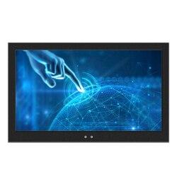 21,5 дюйма промышленный компьютер планшетный ПК широкоформатный сенсорный экран сопротивления i3/i5/i7 Bulit-in Wifi Win7/Win8 встроенный монтаж