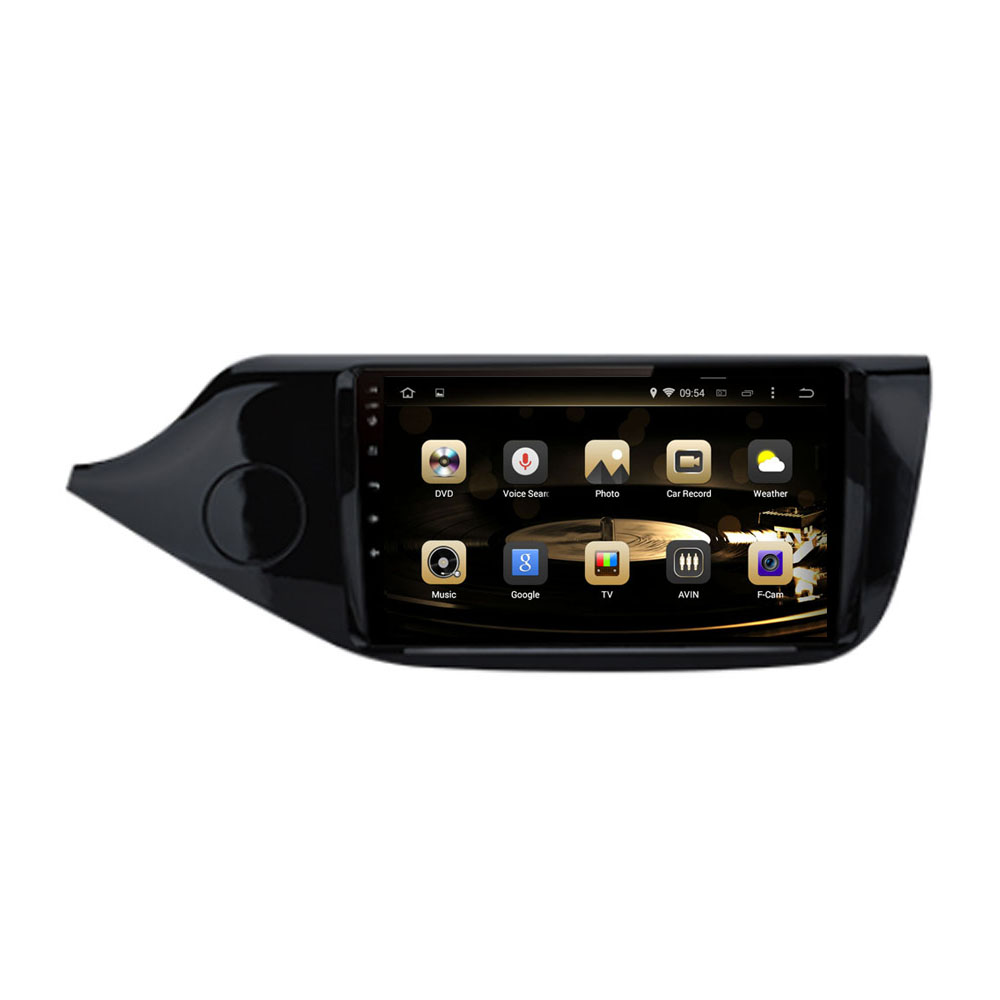 Android 9 0 Octa Core PX5 PX6 Fit KIA CEED 2013 2014 2015 Car DVD Player Navigation GPS 3G Radio in Car Multimedia Player from Automobiles Motorcycles