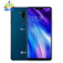 """Разблокированный мобильный телефон LG G7 ThinQ Корейская версия G710N 6,"""" 4 Гб+ 64 Гб/6 ГБ+ 128 Гб Qualcomm845 двойная задняя камера LTE"""