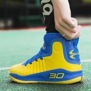 Image 5 - Männer Casual Schuhe männer Atmungs Training Net Schuhe Klassische Tennis Schuhe männer Sport Basketball Schuhe Sapatos Große größe