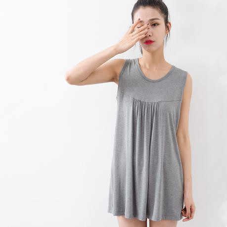 Tunik kadınlar Blusas gömlek 2020 seksi kadınlar yaz giyim artı boyutu 8XL bluz Tops kolsuz plaj giyim pamuk Blusas gömlek j684