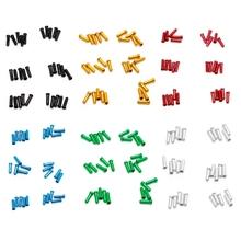 30 sztuk MTB rowery przewód hamulcowy koniec rdzeń Cap kabel pokrywa aluminiowa części rowerowe biegów tanie tanio DUUTI CN (pochodzenie) Q22F2S11429-S