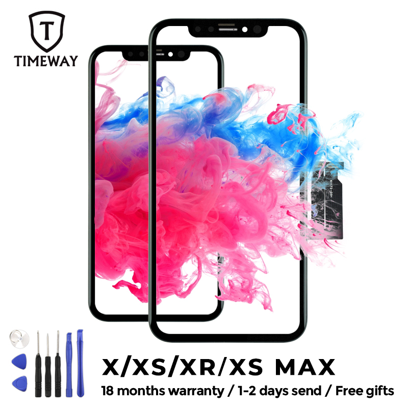 For iphone X XS XSMax XR LCD Display Screen For Tianma AMOLED OEM Digitizer Parts with Touch Screen Assembly For iphone 11 LCD(China)