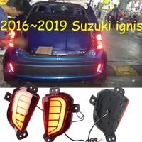 car styling for tail light Suzuki Ignis brake light 2016 2017 2018 2019y daytime light Ignis rear lamp taillamp