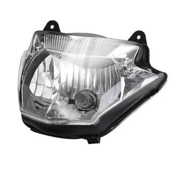 Motocykl przednia głowica światła dla Yamaha Ybr 125 reflektorów części motocyklowe silnik lekki montaż| |   -