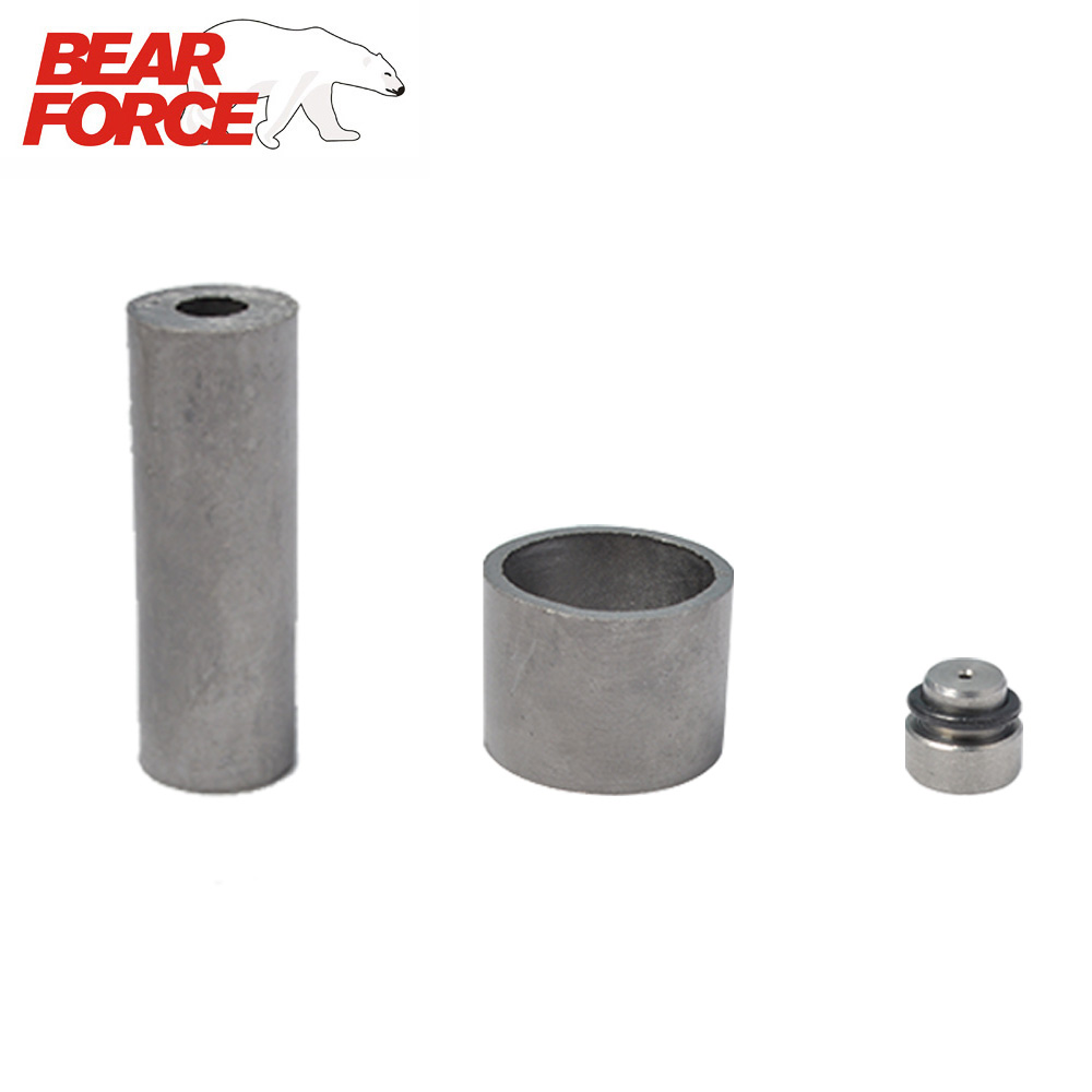 Tungsten Carbide Tube Cone & Stainless Steel Nozzle Tip Repair Kit For Professional Brass Sand And Wet Blasting Set