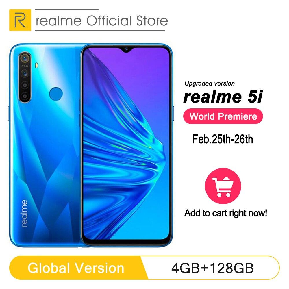 Realme 5 4GB RAM 128GB ROM 6.5