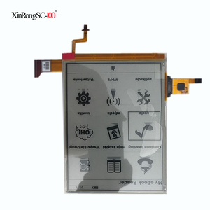 New display LCD for ONYX BOOX Vasco da Gama onyx boox darwin 6 touch panel+LCD Book Reader Eink Carta 2 ED060XH7