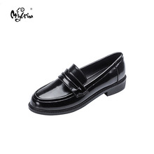 MYLRINA New Women Shoes Patent Leather Women's