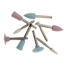2 pcs AZDENT light curing resin polishing and polishing set Dental Composite Polishing For Low-Speed Handpiece Contra Angle Kit