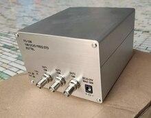 Bởi BG7TBL 10MHz Sinewave OCXO Tần Số Tiêu Chuẩn Với H P Một Gilent 10811 OCXO DC 24V