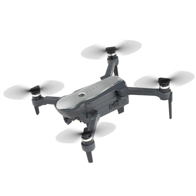 Wifi FPV 4K GPS Drone K20 5G HD double caméra ESC moteur sans brosse professionnel pliable RC quadrirotor 25 minutes vol jouets VS SG907