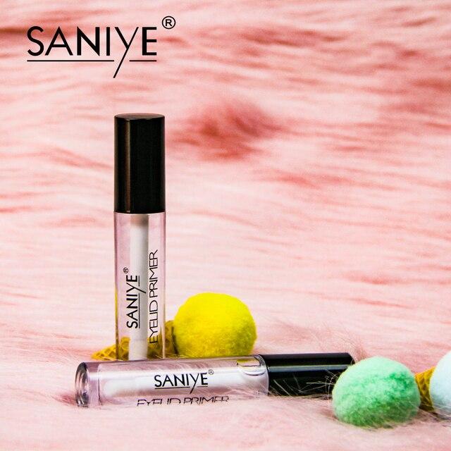 SANIYE 15ml Clean Eye Shadow Primer Eye Makeup Base Cream Moisturizing eyeshadow Primer Easy To Wear eyelid primer R1187 4