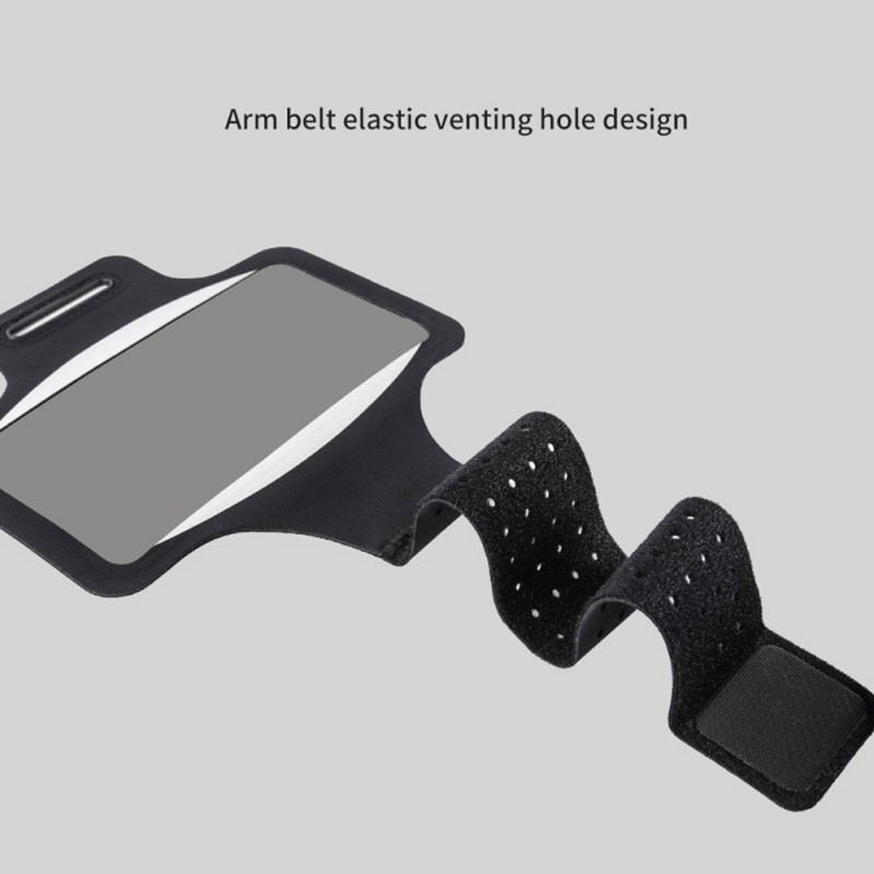 Arm Sports Running Mobile Phone Bag Cover Smartphone Wallet Purse Holder Waterproof Outdoor Sports Equipment Fitness Accessory