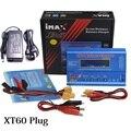 Блок питания  макс. мощность B6 80 Вт  с адаптером переменного тока 12 В  5 А  разъем RC + Tamiya XT60 T для Lipo NiMH NiCd  балансирующее зарядное устройство для...