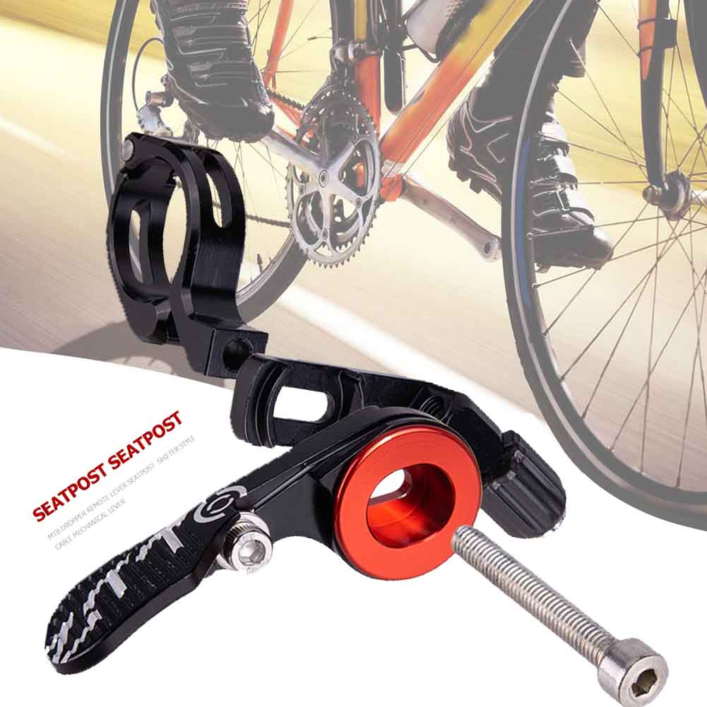 Fit ZTTO Mechanical MTB Seatpost Dropper Remote Lever Shifter Practical TOOLS 1X