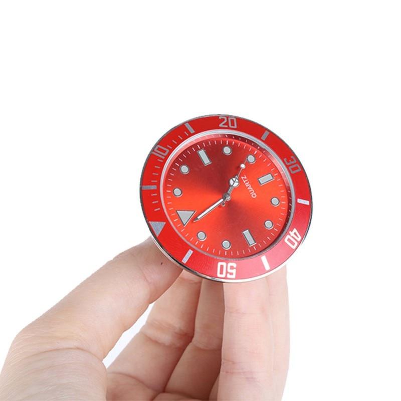 Car Clock Mini Automobiles Internal Air outlet Digital Watch Mechanics Quartz Clocks Automotive Styling Accessories Gifts